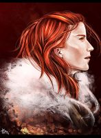 Ygritte by Esthiell