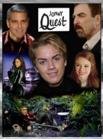 Jonny Quest: The Movie by Valor1387