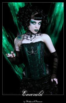 The Emerald by Helleana