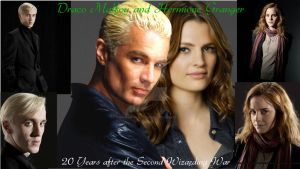 Draco and Hermione 20 Years Later by nickelbackloverxoxox
