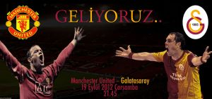 Manchester United  Galatasaray by asumandogan
