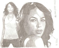 Aaliyah by eazy101