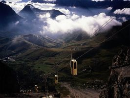 Air cableway by edelweiss26