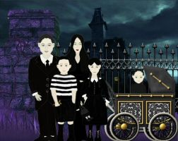 The Addams Family by terrya7