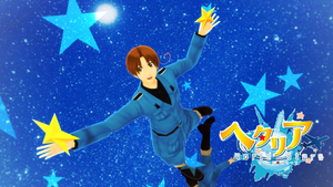 [MMD] Hetalia World Stars by UndyingSins