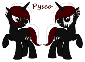 Pysco by PyscoSnowflake