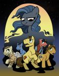 Bronies Against the Darkness by toonbaboon