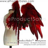 Morganna BJD Wings by eProductSales