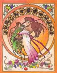 Fruits Basket Nouveau by cyanineblu