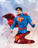 Superman: New 52 by BLACKPLAGUE1348