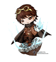 ....:Chibi Full Commission: for Sapouni:.... by Kazhmiran