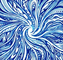 Blue Swirl by emily3371