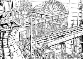 Industry WIP by charligal