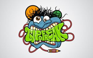 Typofreak by orioncreatives