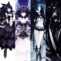 Tohka, Dark Tohka vs BRS, IBRS by Noir-Black-Shooter