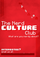 The Nerd Culture Club mockup 1 by thelilartist