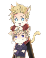 Meow - DenNor by MissPepperony