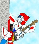 Starscream - Jumper by TenorSaxLolita