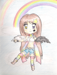 :Chibi Gift: Star by sakesend