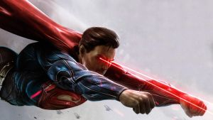 Steam Trading Card - Superman by Limitus