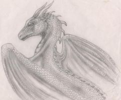 Dragon by Wildlioness3
