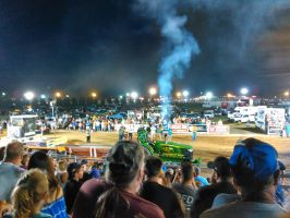 At The Tractor Pulls by KingSexyStudKitty