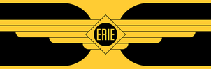 Erie Railroad Wings Wallpaper 5760x1200 by sullivan1985