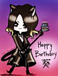 Happy Birthday Aoi / the GazettE Art by pollidenister