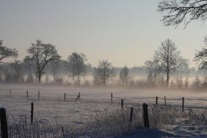 Winterlandschaft 01 by Lokipan