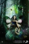 Forest Fairy by gocer-art