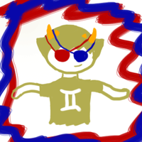 Random Sollux is Random by ForeverMuffin