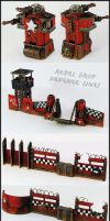 Rebel Grot Defence Line by Proiteus