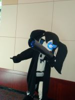 Black Rock Shooter... Chibi by katriona-katarina