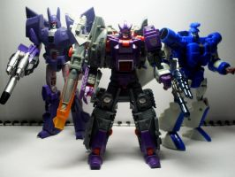 The Posse by Lugnut1995