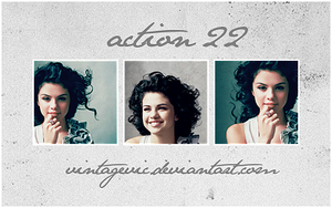 Action 22 by vintagevic