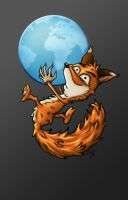 Be careful, Firefox. by to4st