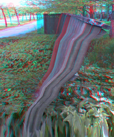 Drunkn Photogrphy (Anaglyph) by Hiscules