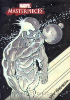 MMP AP Commish: SilverSurfer by jeffwamester