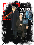 [PoI] You are being watched by MadMoro