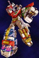 Voltron by Vion