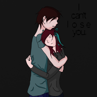 I can't lose you. by graphicalCatharsis