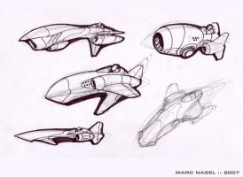 racers by marcnail