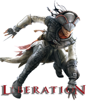 Assassins Creed Liberation icon by theedarkhorse