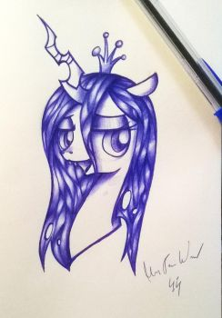Sketch: Chrysalis by MusicFireWind