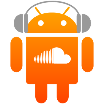 SoundCloud for Android - Logo by JesterXL