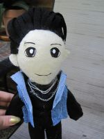 Humanoid Bill Close up by VilleVamp