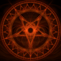 Pentagram by BurnoutPriest