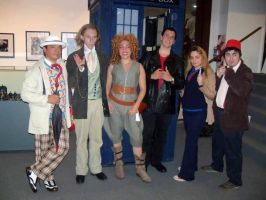 Whovian nightmare. by ERINAND