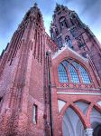 neo-Gothic Basilica HDR by matchieck