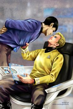 spirk by kingbirdkathy